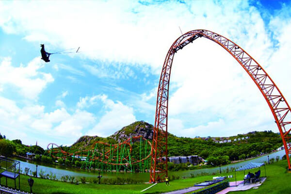 Suzhou Amusement Land 苏州乐园