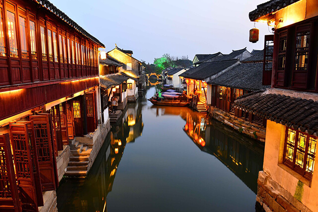 Zhouzhuang Ancient Town 周庄